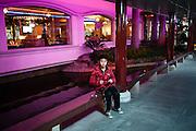 Guangzhou, China, 17 Dec 2010, Chinese Red. PHOTO © Christophe Vander Eecken
