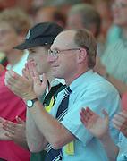 Lucerne, Switzerland. 1995 FISA WC III, Lake Rotsee, Lucerne,<br /> FISA Executive Member, John BOULTBEE.<br /> [Mandatory Credit. Peter SPURRIER/Intersport Images]<br /> <br /> Image scanned from Colour Negative