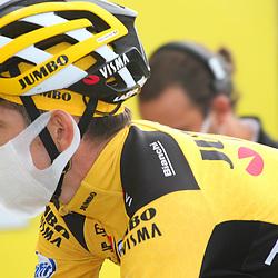 Tour de France 2020  <br /> Jumbo-Visma rider Wout Van Aert (Belgium / Team Jumbo - Visma)