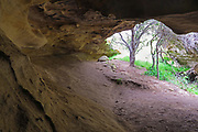 Aliso and Wood Canyons Wilderness Dripping Cave Hiking Trail