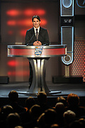 February 8, 2013: NASCAR Hall of Fame induction ceremony. Jeff Gordon