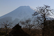 Oshino Hakkai (Oshino Village) Yamanashi, Japan. Thursday March 26th 2020