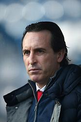 Arsenal manager Unai Emery