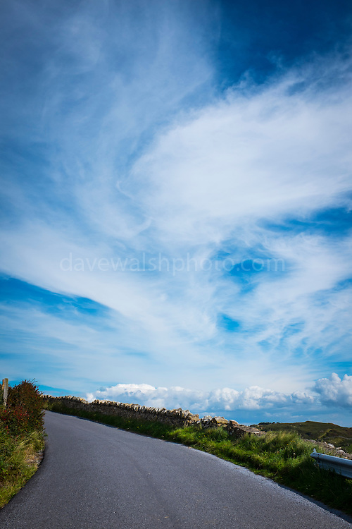"Sky Road, Clifden, Connemara, Galway, Ireland This mage can be licensed via Millennium Images. Contact me for more details, or email mail@milim.com For prints, contact me, or click ""add to cart"" to some standard print options."