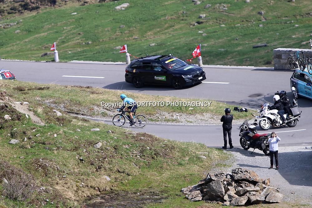 ANDERMATT (SUI) CYCLING<br /> Tour de Suisse stage 7<br /> Jakob Fuglsang (Denmark / Team Astana)