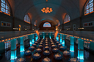 2012 08 20 Eliis Island Registry Room NYU Stern Alumni Dinner