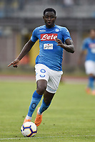 Amadou Diawara<br /> Dimaro 14-07-2018 Football Friendly Match 2018/2019 Napoli - Gozzano foto Daniele Buffa/Image Sport/Insidefoto