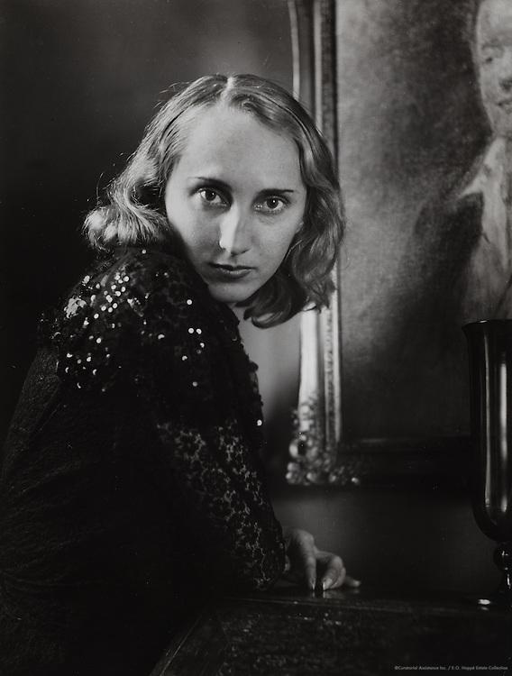 Marguerite Salle, Surrealist artist, London, England, UK, 1932
