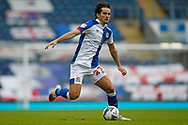 Lewis Travis of Blackburn Rovers during the EFL Cup match between Blackburn Rovers and Doncaster Rovers at Ewood Park, Blackburn, England on 29 August 2020.