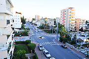 Israel, North District, Jezreel Valley, Afula, often referred to as the Capital of the Valley