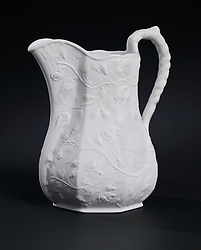 Porcelain Ceramic Ewer © 2017 Jackie Neale ALL RIGHTS RESERVED. Art Reproduction Photography Services
