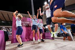 Team Sweden<br /> Olympic Games Tokyo 2021<br /> © Hippo Foto - Stefan Lafrentz<br /> 07/08/2021