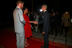 Harry and Meghan in Morocco - 23 Feb 2019