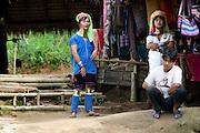 Long Neck - Karen Hill Tribe - Thailand