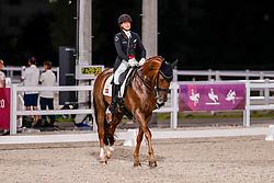 Dufour Cathrine, DEN, Bohemian, 118<br /> Olympic Games Tokyo 2021<br /> © Hippo Foto - Stefan Lafrentz<br /> 27/07/2021