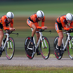 Boels Rental Ladies Tour Coevorden TTT 4th Boels Dolmans Cycling team  Lizzy Armitstead, Nina Kessler, Adrie Visser, Jessie Daams, Marieke van Wanroij, Romy Kasper