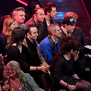 NLD/Hilversum/20120120 - Finale the Voice of Holland 2012, familie