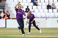 Northants Steelbacks v Yorkshire County Cricket Club 050814
