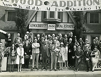 1928 Hollywoodland real estate office