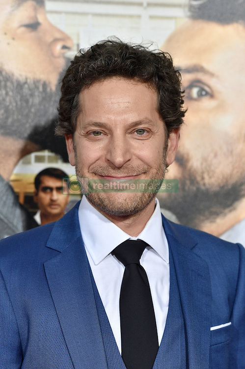 Richie Keen attends the premiere of Warner Bros. Pictures' 'Fist Fight' on February 13, 2017 in Los Angeles, CA, USA. Photo by Lionel Hahn/ABACAPRESS.COM