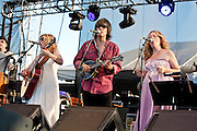 The Levon Helm Band at Gathering of the Vibes 2011