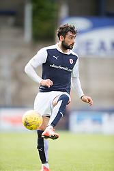 Raith Rovers Rory McKeown. <br /> Raith Rovers 3 v 0 Livingston, SPFL Ladbrokes Premiership game played 8/8/2015 at Stark's Park.