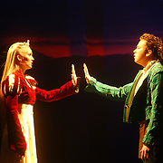 Premiere musical Doornroosje, Jamai Loman en Annemieke van Dam