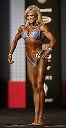 Sept.16, 2016 - Las Vegas, Nevada, U.S. -  GENNIFER STROBO competes in the Figure Olympia contest during Joe Weider's Olympia Fitness and Performance Weekend.(Credit Image: © Brian Cahn via ZUMA Wire)