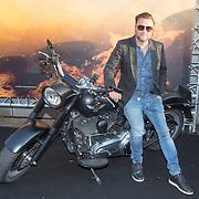 NLD/Amsterdam/20150707- Film premiere Terminator Genisys, Hugo Metsers Jr. en .......