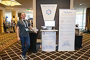 The Linux Foundation hosts CloudNativeCon and CubeCon at Sheraton Seattle Hotel in Seattle, Washington, on November 9, 2016. (Stan Olszewski/SOSKIphoto)
