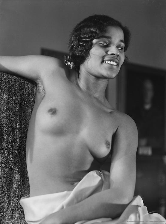"""Nude, """"Jamaican Belle"""", 1932"""