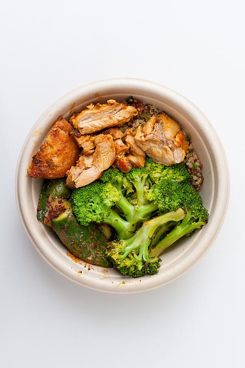 Chicken & Veggie Bowl from Dig Inn ($12.00)