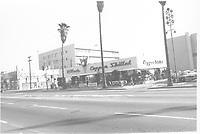1975 Copper Skillet Restaurant on Sunset Blvd.