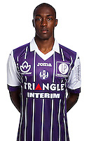 Wergiton Somalia of Toulouse during the photo shooting session of Toulouse FC for the new season 2016/2017 in Toulouse on September 16th 2016<br /> Photo : TFC / Icon Sport