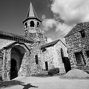 Church, Mareugheol,  COMMUNES LEMBRON VAL D'ALLIER, Auvergne, France