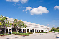 Exterior Image of Cromwell Business Park for St. John Properties.