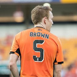 BRISBANE, AUSTRALIA - OCTOBER 30: Corey Brown of the roar looks on during the round 4 Hyundai A-League match between the Brisbane Roar and Perth Glory at Suncorp Stadium on October 30, 2016 in Brisbane, Australia. (Photo by Patrick Kearney/Brisbane Roar)