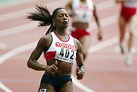 Friidrett, 23. august 2003, VM Paris,( World Championschip in Athletics),  Joice Maduaka, GRB