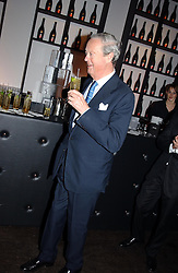 The DUKE OF MARLBOROUGH at a party hosted by jeweller Theo Fennell and Dominique Heriard Dubreuil of Remy Martin fine Champagne Cognac entitles 'Hot Ice' held at 35 Belgrave Square, London, W1 on 26th October 2004.<br /><br />NON EXCLUSIVE - WORLD RIGHTS