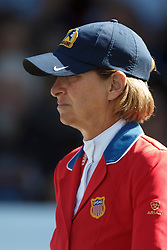 Madden Beezie, (USA) <br /> BMO Nations Cup<br /> Spruce Meadows Masters - Calgary 2015<br /> © Hippo Foto - Dirk Caremans<br /> 12/09/15