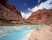 Little Colorado River, Colorado River mile 61.5, Grand Canyon National Park, Arizona, USA; 5 May 2008; Pentax 67II, 45mm lens, polarizer, Velvia 100
