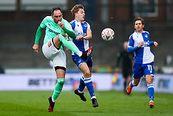 - Rogan/JMP - 30/11/2020 - FOOTBALL - Memorial Stadium - Bristol, England - Bristol Rovers v Darlington - FA Cup Second Round Proper.
