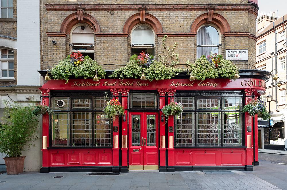 Golden Eagle Pub<br /> London, England