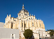 Catedral de Nuestra Señora de la Almudena, cathedral church, Madrid, Spain