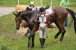 Joris Van Springel, (BEL), Lully Des Aulnes - Eventing Cross - Alltech FEI World Equestrian Games™ 2014 - Normandy, France.<br /> © Hippo Foto Team - Dirk Caremans