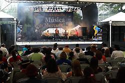 Apresentação de shows no Aldeia da Música do Mercosul, evento paralelo que acontece junto do 12 Rodeio Internacional do Mercosul. FOTO: Jefferson Bernardes/Preview.com