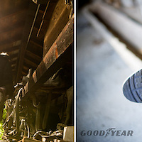 GoodYear clothing, commissioned shoot.