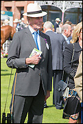 JOHN DUNLOP, Ebor Festival, York Races, 20 August 2014