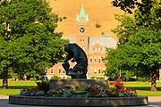 University of Montana, Missoula.