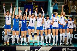 during volleyball match between Slovenia and Portugal in CEV Volleyball European Silver League 2021, on 12 of June, 2021 in Dvorana Ljudski Vrt, Maribor, Slovenia. Photo by Blaž Weindorfer / Sportida